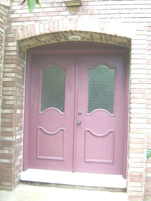Bloomfield Construction - Old Door
