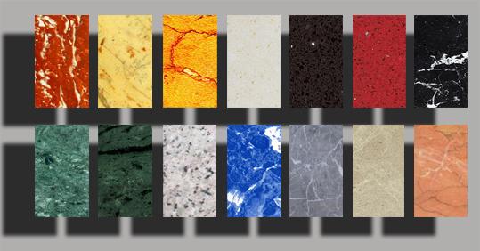 Marmol barcelona marmol granito silestone compac for Colores de granito para banos
