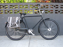 Pilen Lyx 57cm 5-speed classic at Flying Pigeon LA