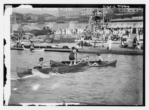 Canoeing News