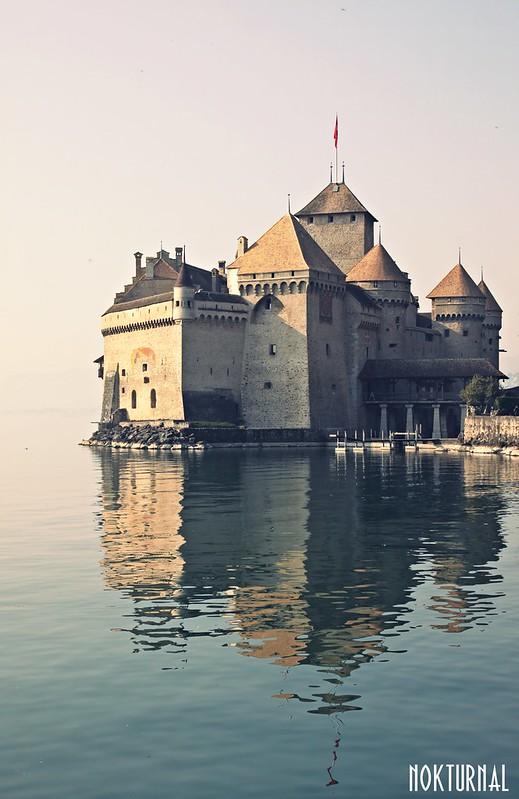 chateau de chillon 1