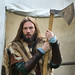David, Irish Viking warrior from Fingal Living History Society by Tom Szustek