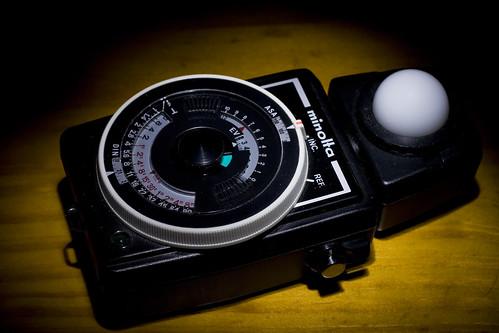 Minolta Auto Meter II.