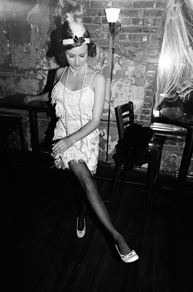 1920s Speakeasy Dancer Flickr Photo Sharing