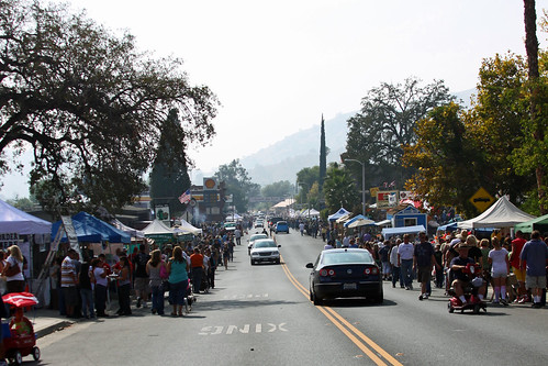 Springville Apple Festival Images