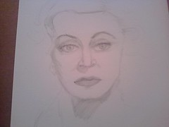 bette davis portraitphase 1 -