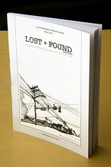 Lost + Found Book - sold out