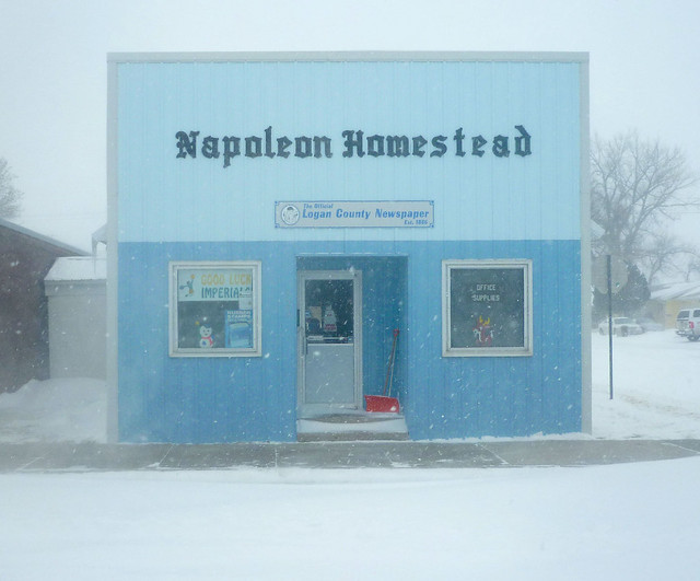 Napoleon, ND: Napoleon Homestead