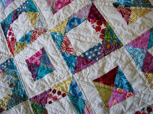 Gemstone block {tutorial} — Stitched in Color : quilted squares - Adamdwight.com
