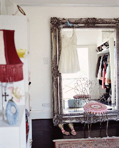 Fashion Dressing Room on Fleur Wood S Dressing Room Home Of Aussie Fashion Designer