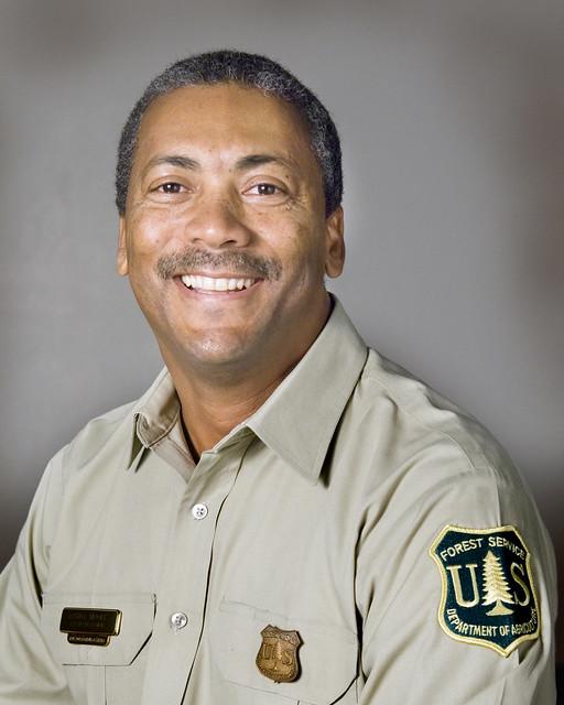 regional forester randy moore in uniform flickr   photo