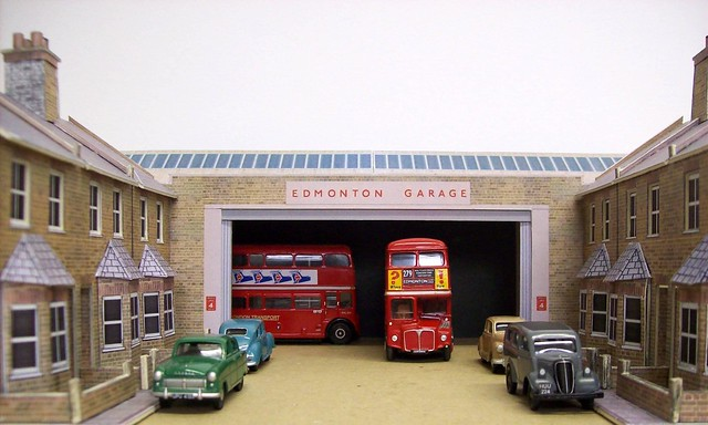 Edmonton bus garage flickr photo sharing for Garage packages edmonton