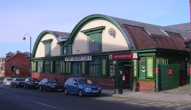 Bury Sports Club Car Boot Sale