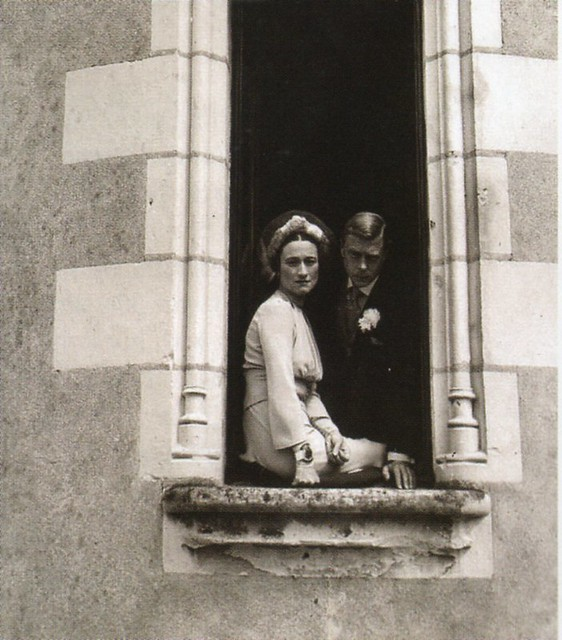Duke of Windsor and Wallis Simpson, 1937