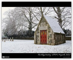 Winter at the Crypt