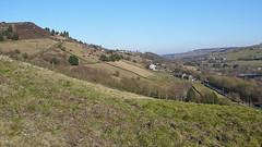 Hillside above Marsden
