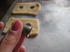 mixtape cookies pre-baking