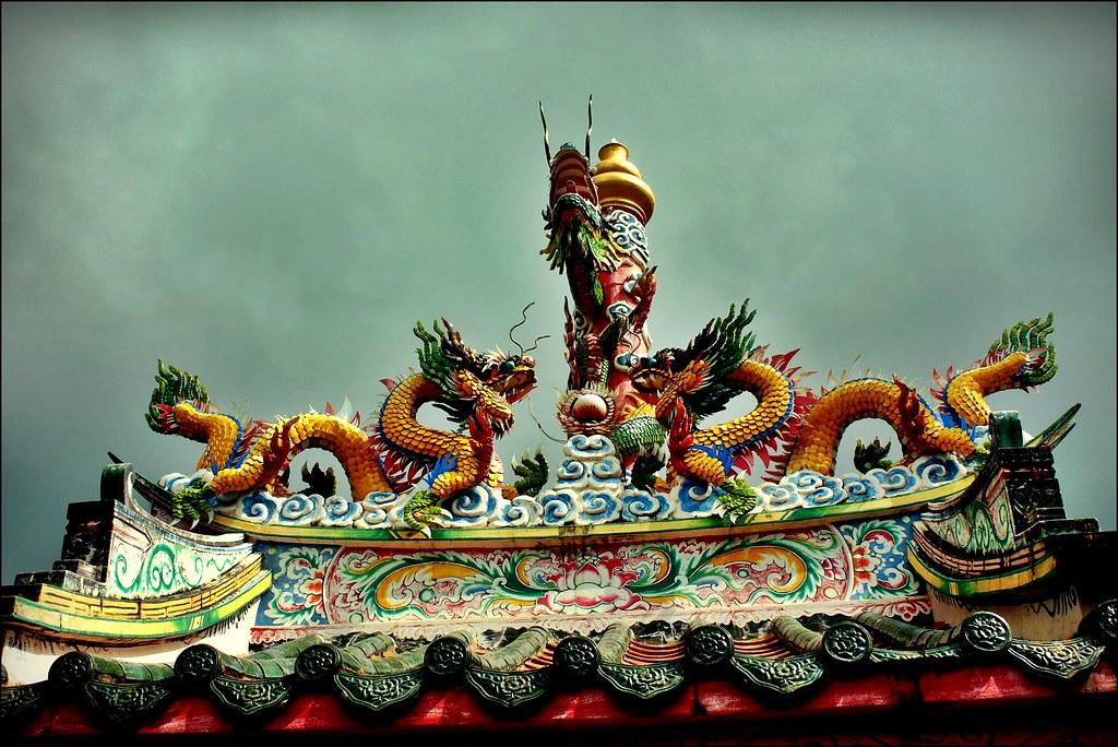 Chinese Dragon Decoration Dragon Decoration African