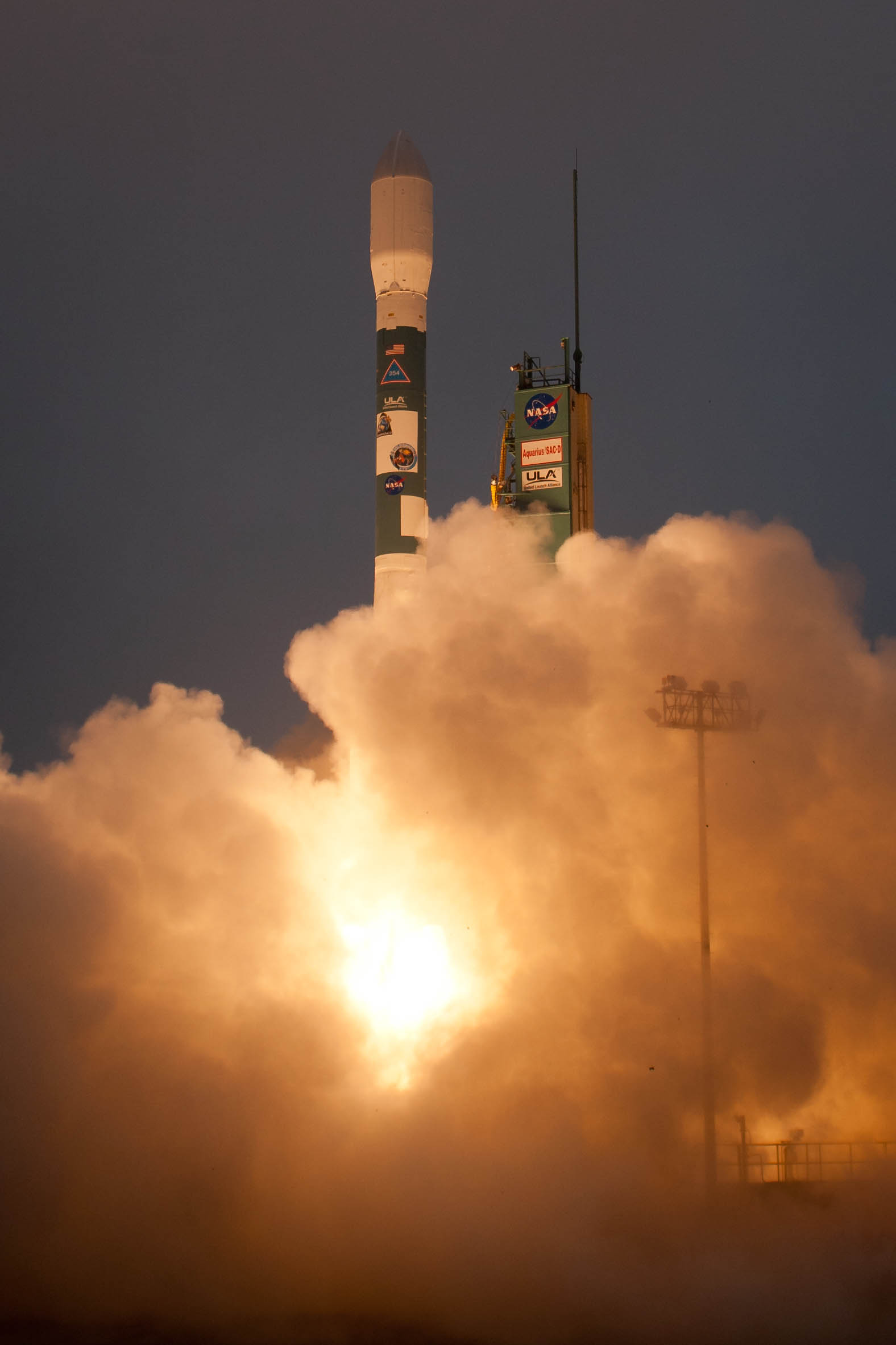 aquarius spacecraft launch - photo #10