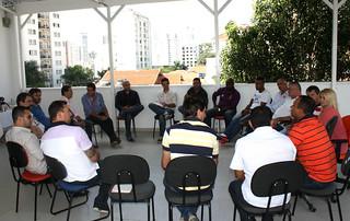 Coordenadores discutem estrutura para as eleições 2014
