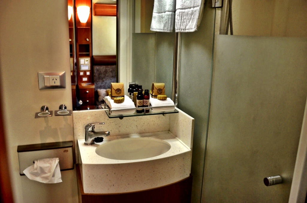 Luxury Experience Onboard The Indian Pacific Train In Australia-8228