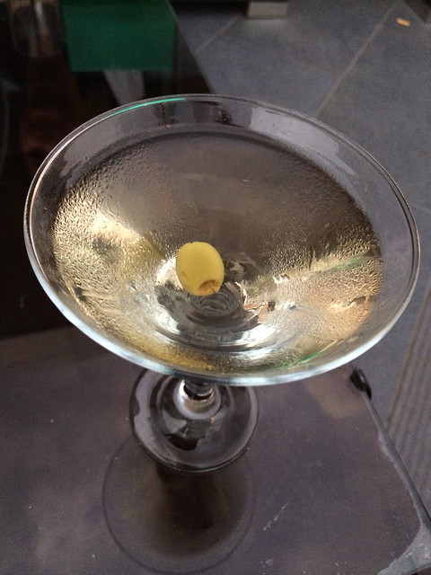 Lychee martini - White Moon Bar