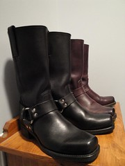 brown, footwear, shoe, leather, motorcycle boot, work boots, riding boot, boot,