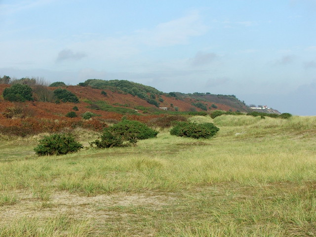 Gunton Warren and beyond, Lowestoft