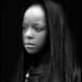 Young Tuareg girl !