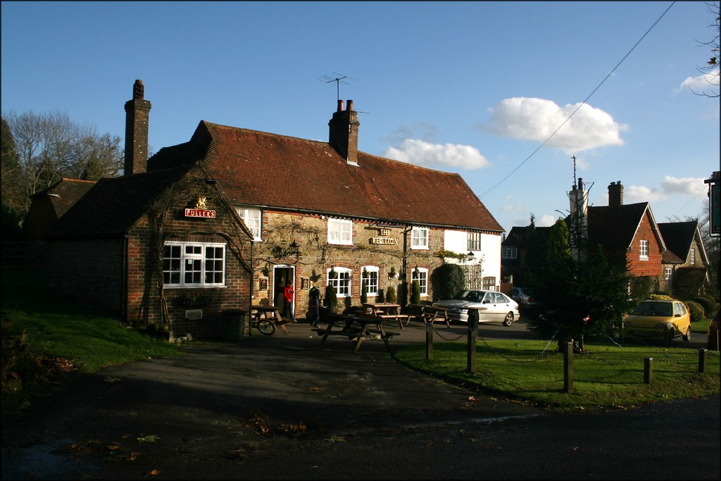 The Red Lion, Fernhurst