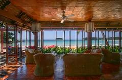 Mom Tri's Boathouse Lounge