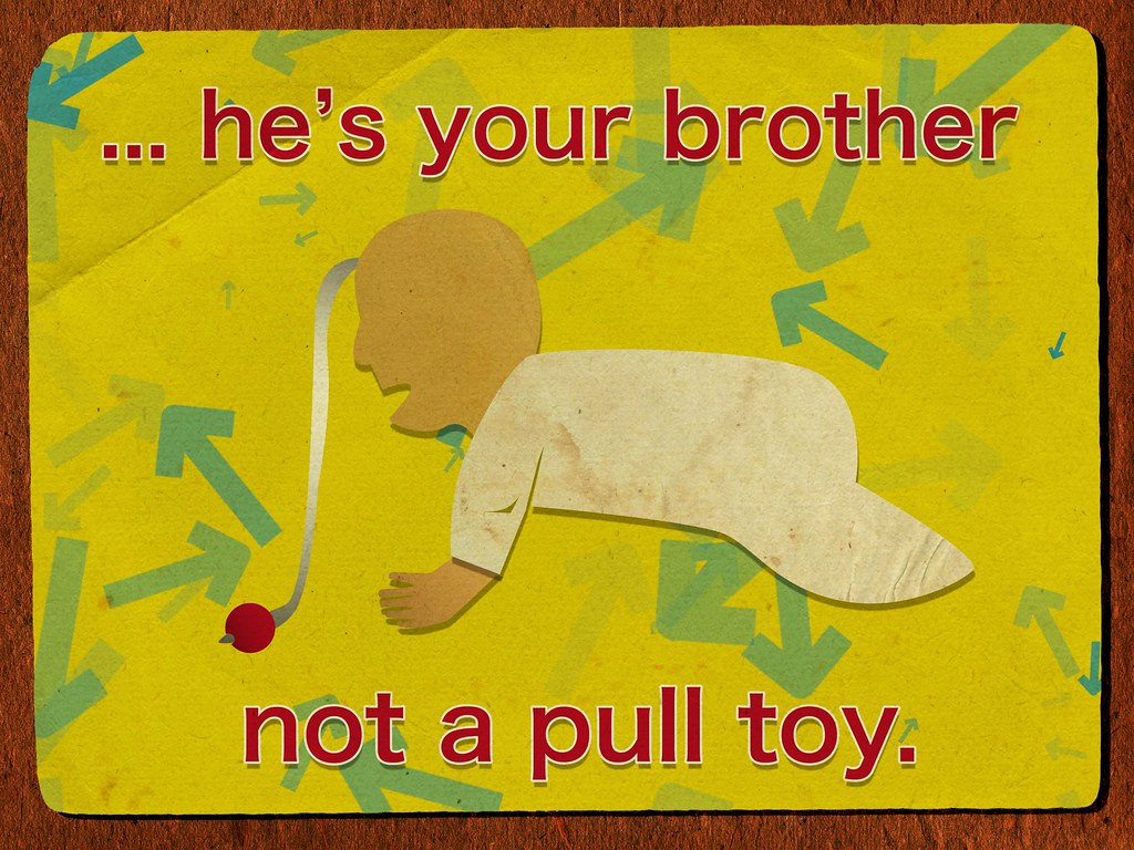 Things I've Said to My Children: Pull Toy