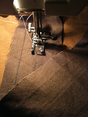 sewing,