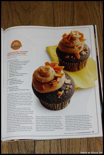 Food  Network magazine cupcake recipes