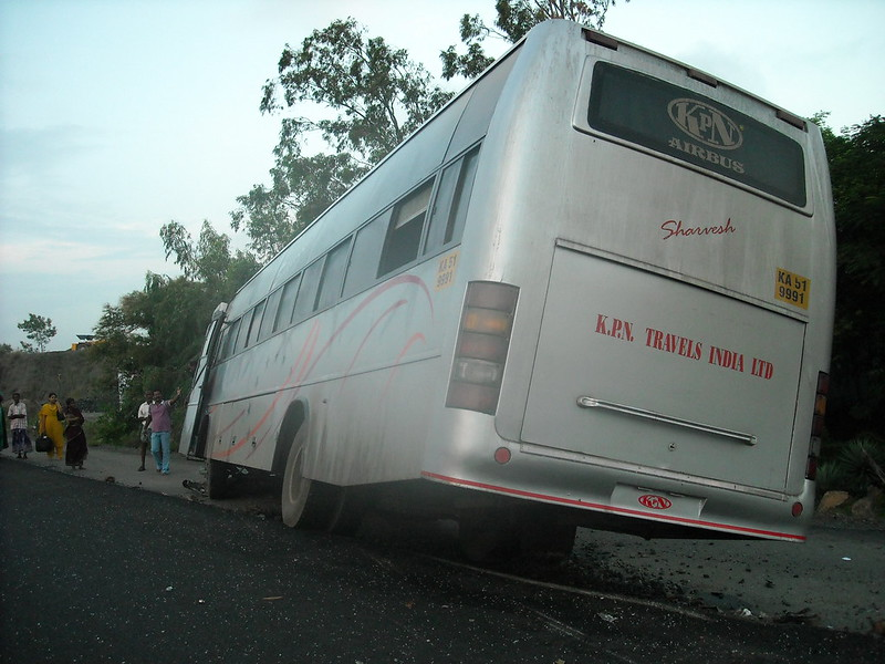 Tamil Nadu - KPN Travels Bus Accident 01 - Chennai Picture | Chennai