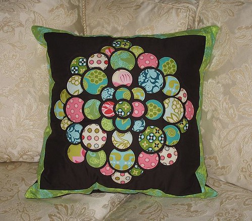 Finished Cushion