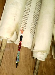 Yad and Sefer Torah | by Rachel-Esther