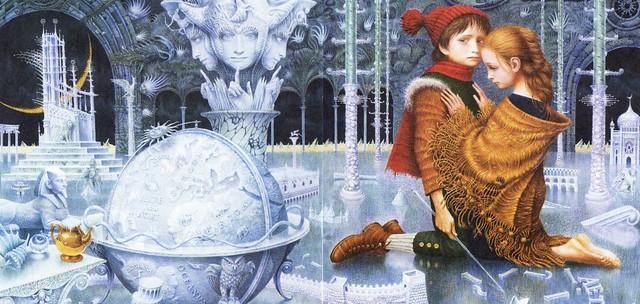 Illustration by Vladislav Erko