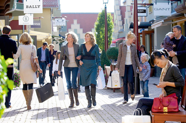 Wertheim Village Outlet Shopping