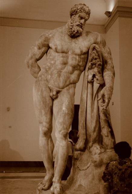 farnese hercules flickr photo sharing