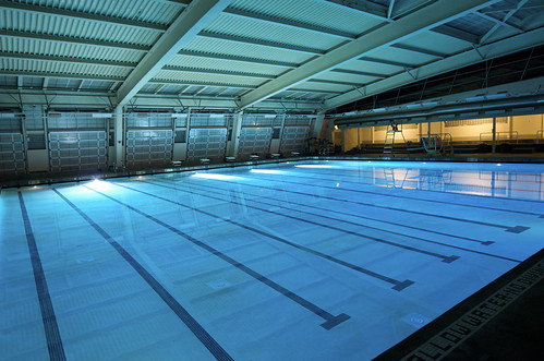 swimming in l a richard alatorre pool