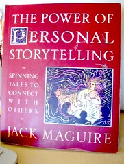 My prefered book: Personal Storytelling by Julie70