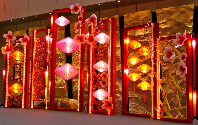 Lunar new year decorations flickr photo sharing Come home year decorations
