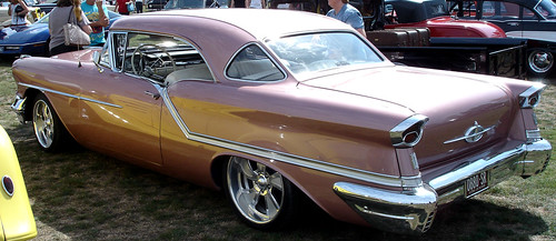 1957 Oldsmobile 88 2 Door Coupe
