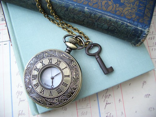Pocketwatch by randomvintage