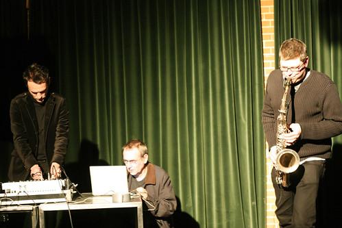 Loudspeaker live in Copenhagen