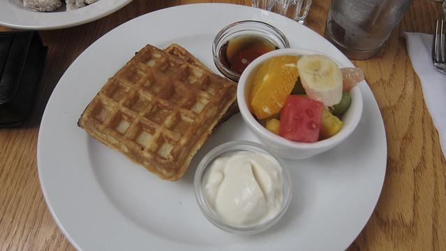 Belgium Waffles | Tomato Fresh Food Cafe