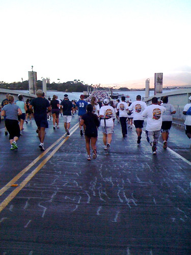 13th Annual Ford Island Bridge Run: 2010