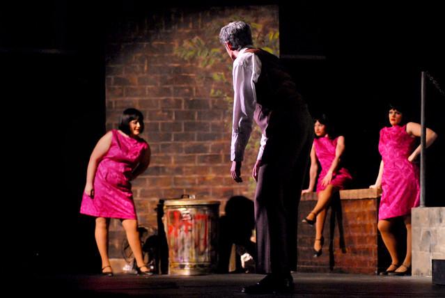 Little shop of horrors 2926 burnsville high school for Burnsville theater