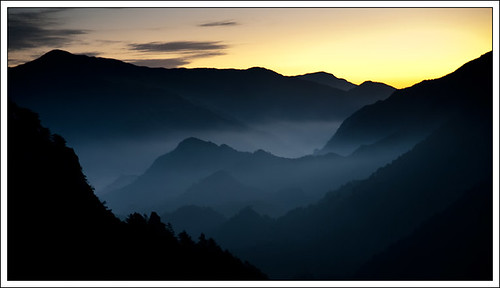 china morning light sunlight mountain horizontal fog sunrise 169 anhui d700 sigma2470f28hsm nicolasharter